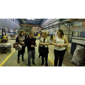 Педагоги на экскурсии в ЗАО «РЦЛТ»