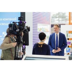 На Московском международном салоне образования ММСО-2019 образовательный интегратор «Просвещение»