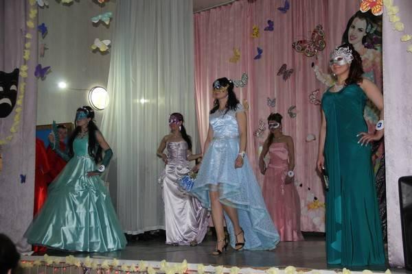 В женской ИК-35 ГУФСИН Кузбасса прошел конкурс красоты и таланта «Мисс Весна – театральная»