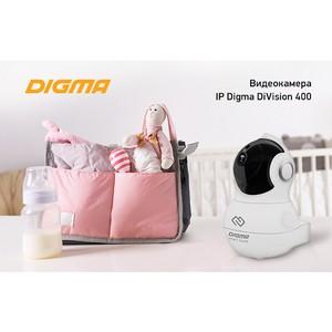 Безопасность и спокойствие вместе с IP-камерой Digma DiVision 400