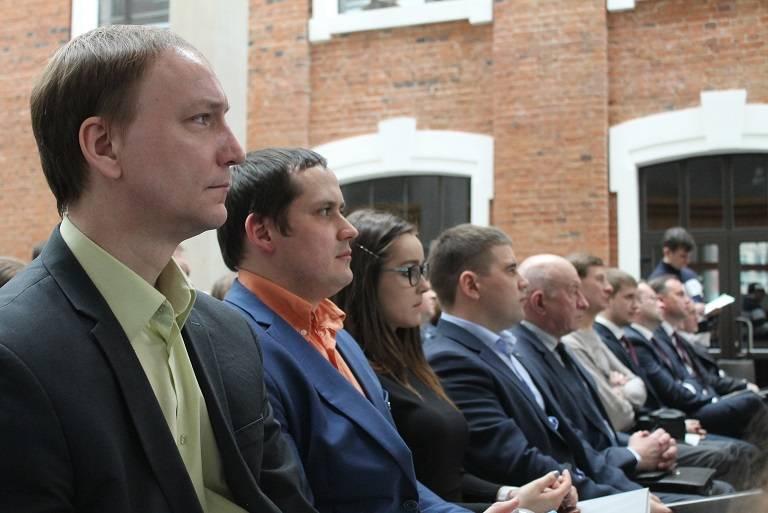 Отчетно-выборная конференция свердловского отделения ОНФ
