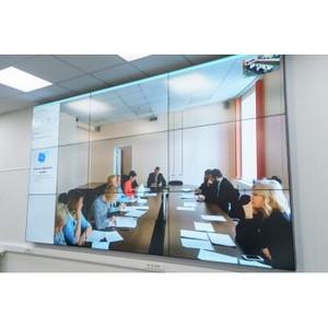 Виктория Бессонова представила проблемы забайкальского бизнеса Аналитическому центру Правительства РФ