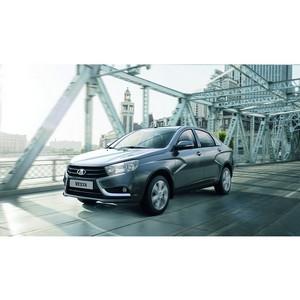 «Балтийский лизинг» предлагает автомобили Lada с выгодой до 40000 руб.