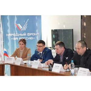Власти Коми пообещали активистам ОНФ пересмотреть нормативы накопления отходов для дачников