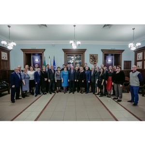 В КФУ состоялся визит представителей профсоюзов Приволжского федерального округа