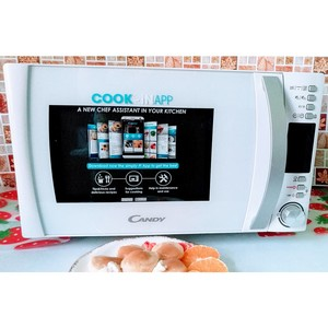 Микроволновая печь Candy СMXG22DW — фея готовки вкусной и полезной еды на вашей кухне