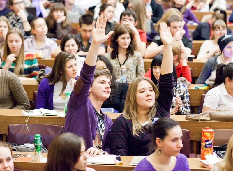 Московский государственный лингвистический университет принимает олимпиаду по английскому языку