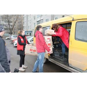 Команда «Молодежки ОНФ» в Мордовии собрала более тонны макулатуры
