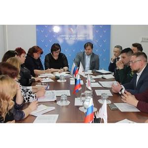 По инициативе ОНФ выработаны предложения по решению проблемы загрязнения села Чигири ЖБО