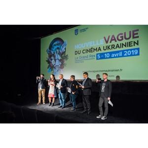 В Париже Фонд Янковского и Госкино провели «Новую волну украинского кино»