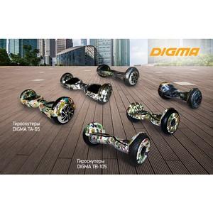 Гироскутеры Digma TA-65 и Digma TB-105: вперёд и с песней!