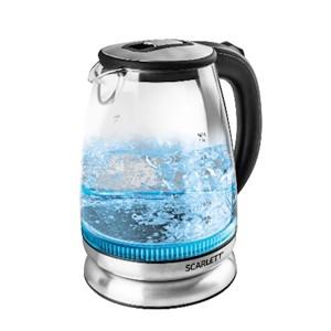 Надежный и комфортный: новый электрический чайник Scarlett SC-EK27G22