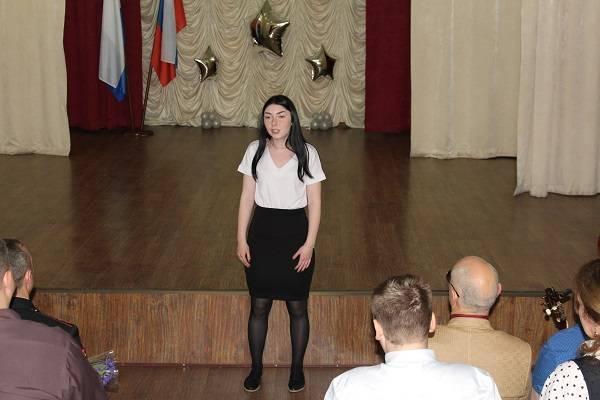 Активисты ОНФ на Камчатке организовали патриотическое мероприятие с участием школьников