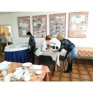 Женщины в Приладожье обучились на работников обслуживания туристской сферы