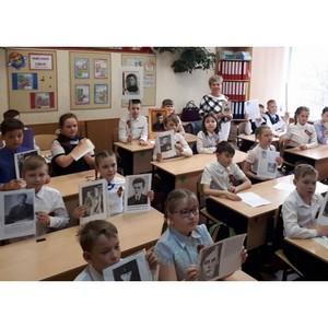 В школах Республики Коми прошла акция ОНФ «Урок Победы – Бессмертный полк»