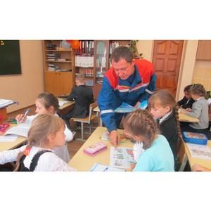 Энергетики Владимирэнерго провели уроки электробезопасности для более тысячи школьников