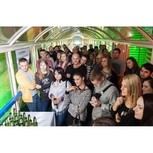 «Балтика» приглашает за кулисы пивоварения