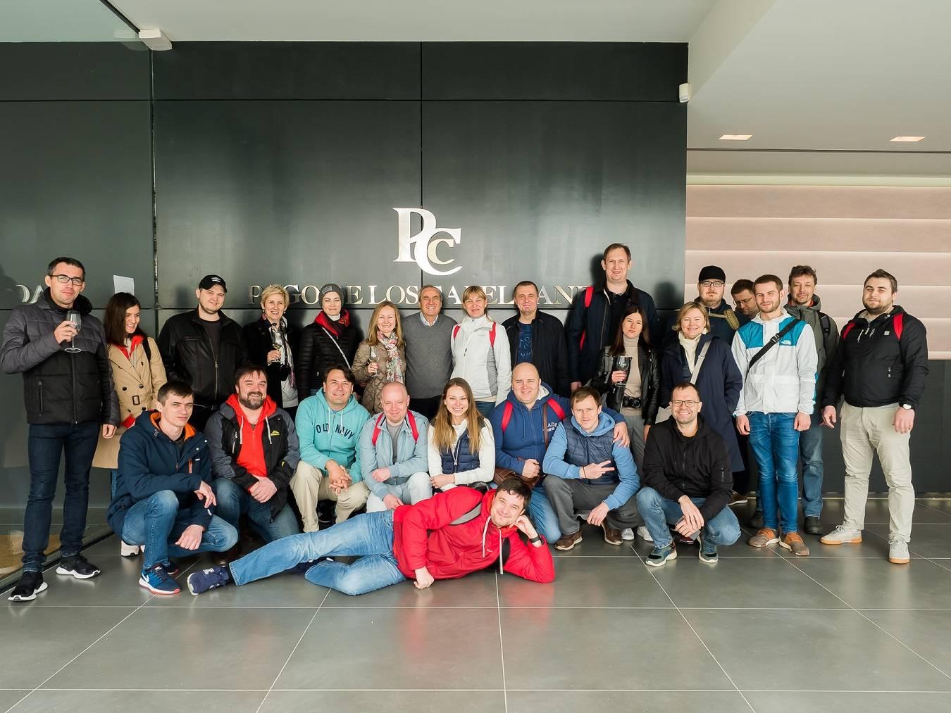 iRU провела в Испании третью ежегодную выездную партнерскую конференцию.