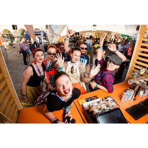Хорошему фестивалю — хорошее пиво: «Балтика» на фестивале Gastreet-2019
