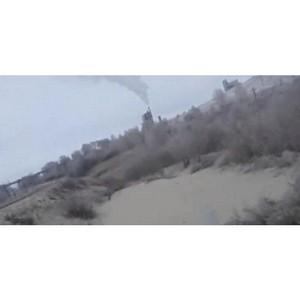 В Росприроднадзоре подтвердили выброс в воздух цементной пыли в Мордовии