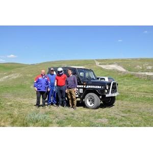 Водители «Ульяновских РС» обучаются навыкам контраварийного вождения