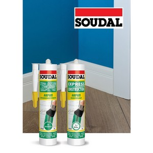 Продукция Soudal поднимет настроение