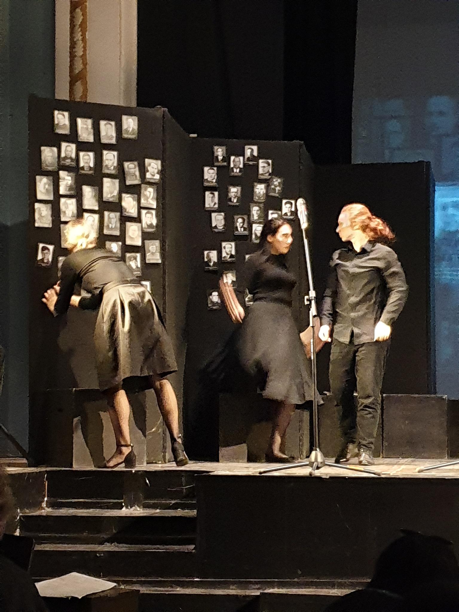 В РГСУ состоялась премьера урока-спектакля «Гражданин»