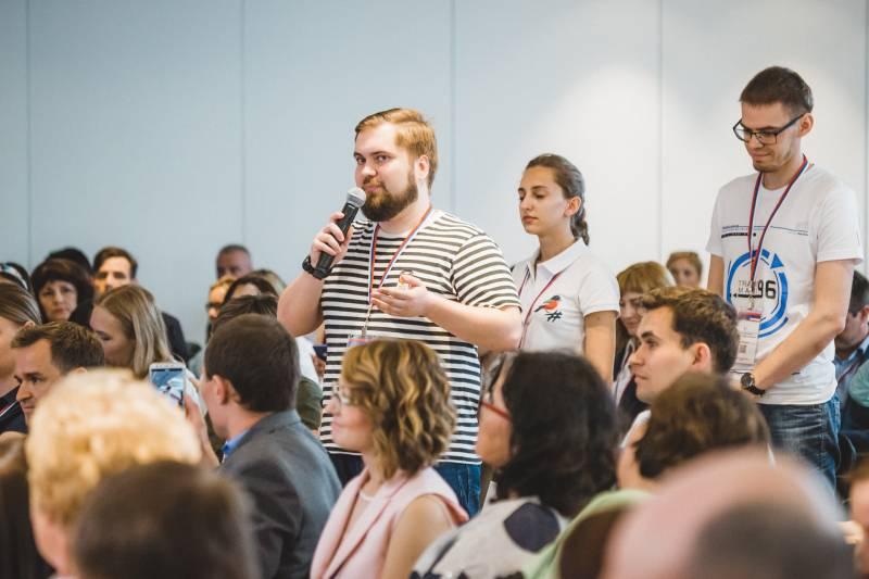 На медиафоруме в Сочи журналистов пригласили принять участие в работе проектов ОНФ