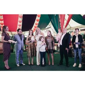 Екатерина Кабакова стала победительницей премии Family Awards