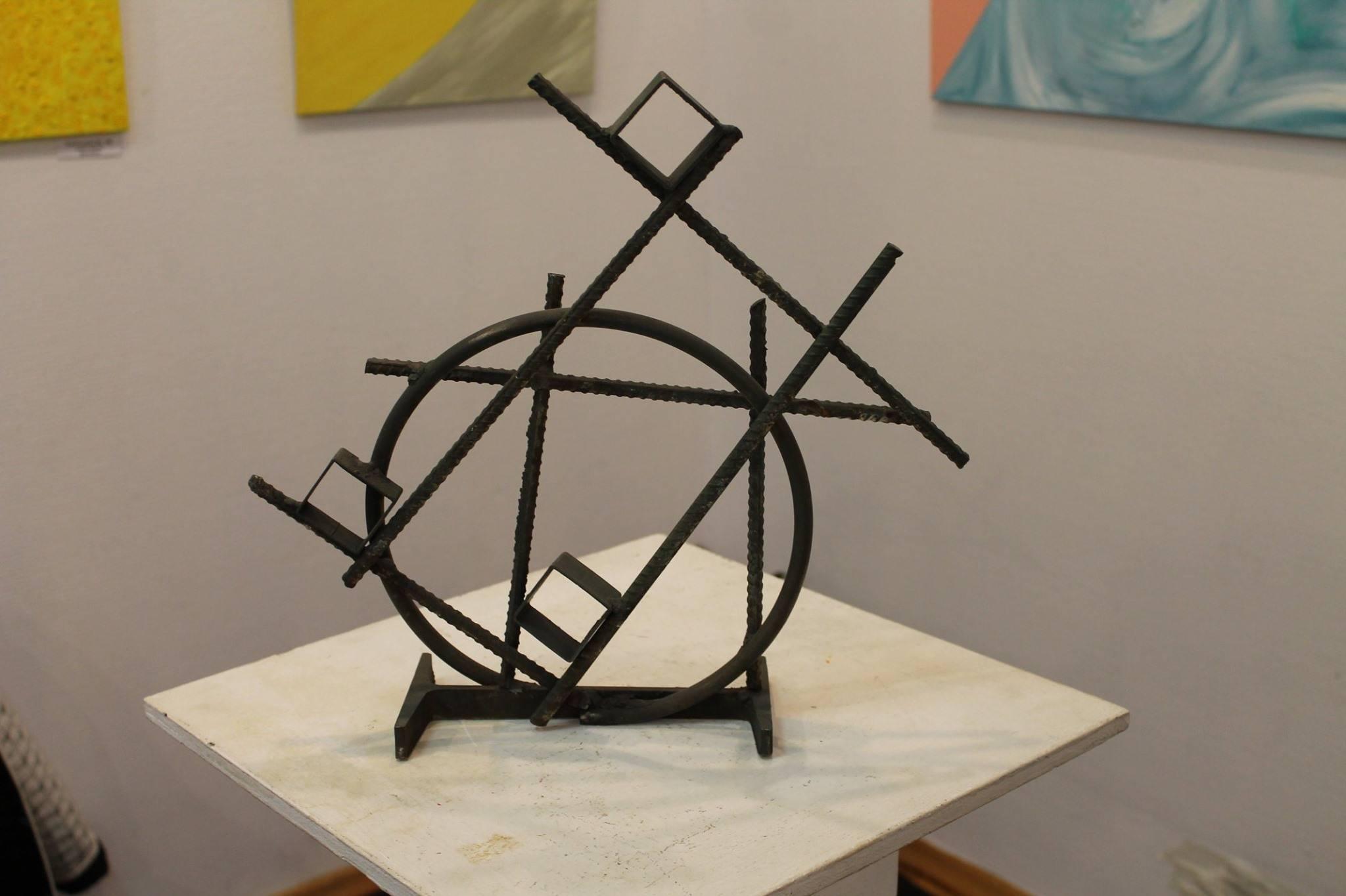 Скульптура Петра Лабузова.
