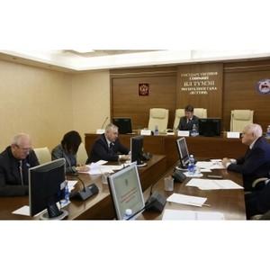 В Ил Тумэне обсудили вопросы формирования цен на электроэнергию