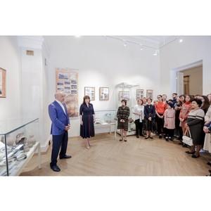 КФУ отпраздновал Международный день музеев открытием новой экспозиции