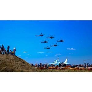 В Крым прибыли лучшие летчики ЗВО для участия в соревнованиях «Авиадартс»