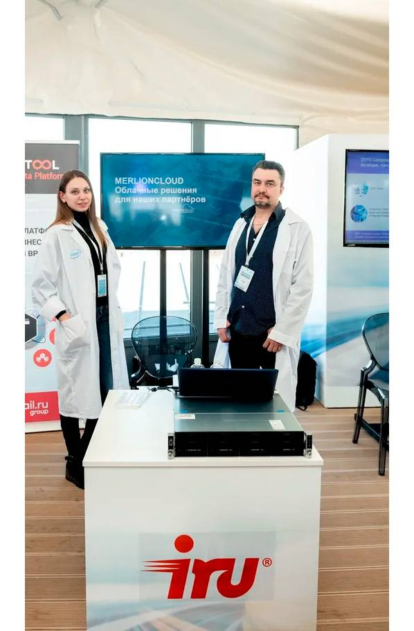 Компания iRU в рамках Intel Data-Centric Innovation Day представила сервер i2212P