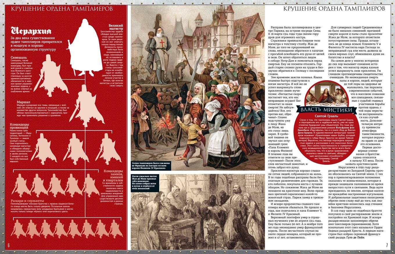 Новый номер популярного журнала «Секретная история» от ИД «Пресс-Курьер»