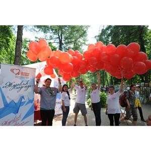 Благотворительный фестиваль «Журавлик лети!»