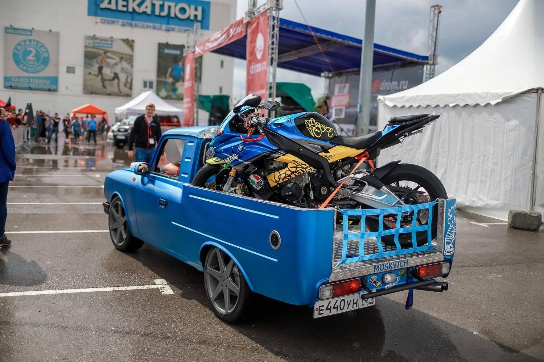Два автомобиля из Шахт признаны лучшими в России на международном фестивале тюнинга ЮгМоторШоу
