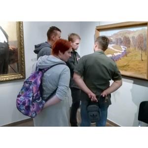 С участием «Молодёжки ОНФ» в Саранске прошло мероприятие «Ночь в музее»