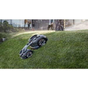 Газонокосилка-робот Husqvarna Automower 435X AWD награждена престижной премией Red Dot Design Award