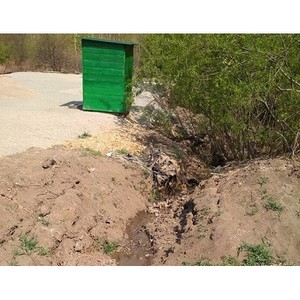 ОНФ Приамурье призвал проверить качество ремонта канализационной сети