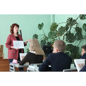 ОНФ в Мордовии призвал школьников города Ковылкино отказаться от пластиковых пакетов