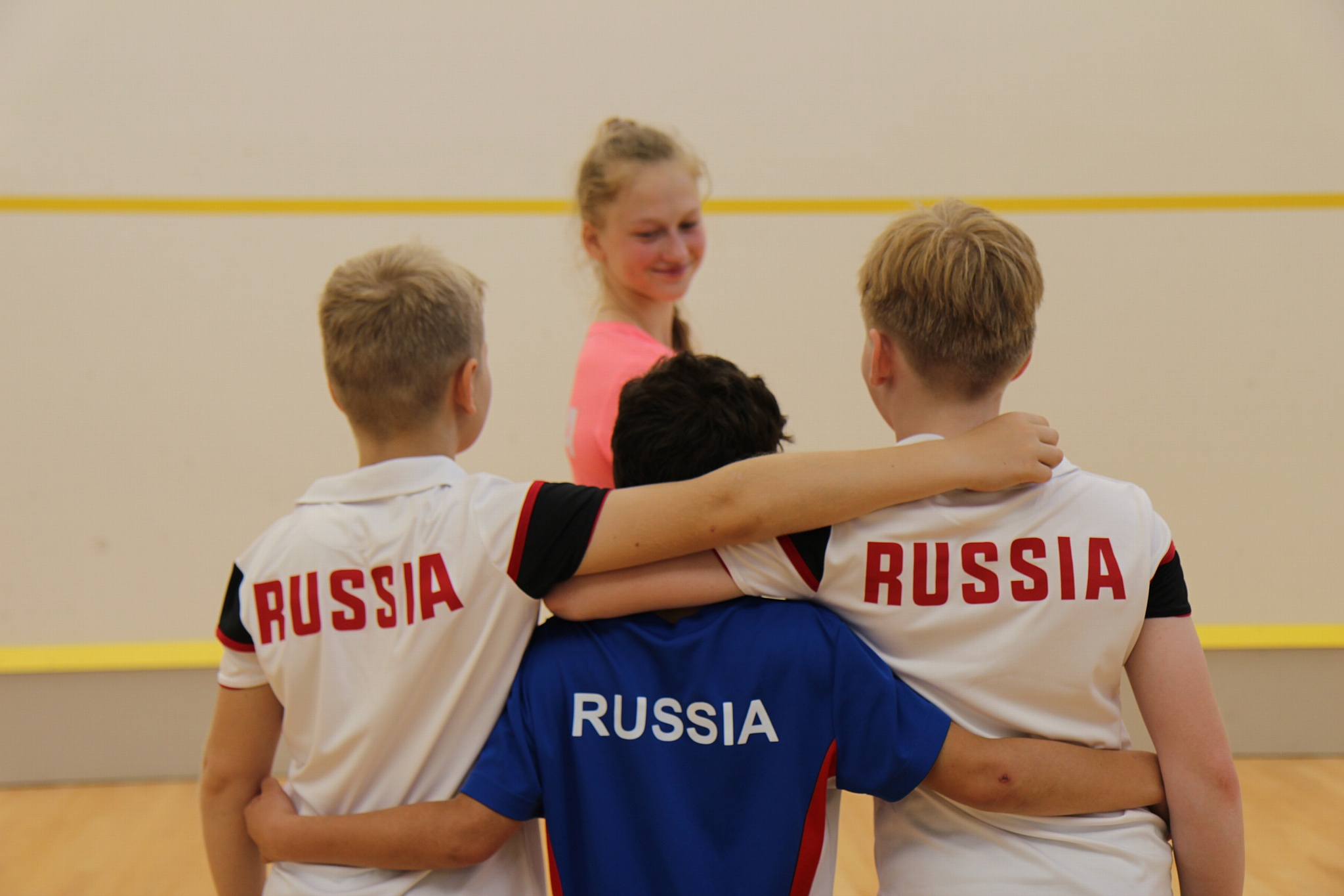 Впервые в истории представительница России едет на первенство мира по сквошу