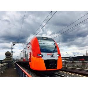 Инженеры НИИАС установили техническое зрение для беспилотного поезда
