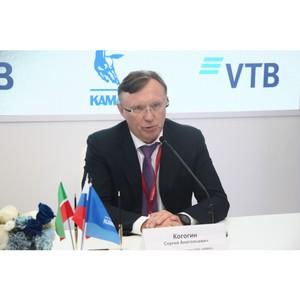 Когогин на ПМЭФ – шаги к реализации нацпроектов