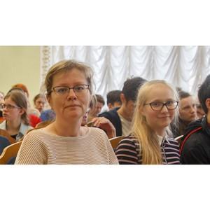 Полтысячи школьников и родителей посетили день открытых дверей