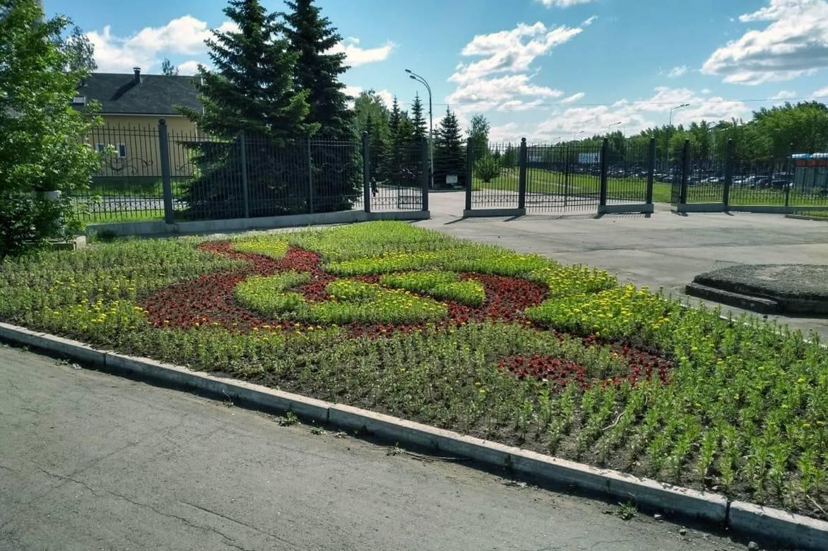 Уралвагонзавод сделал Дзержинский район цветущим