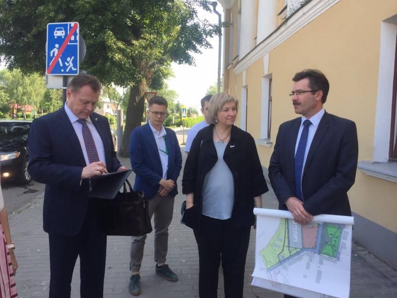 ОНФ проверит, как реализуются проекты-победители конкурса на благоустройство малых городов и исторических поселений