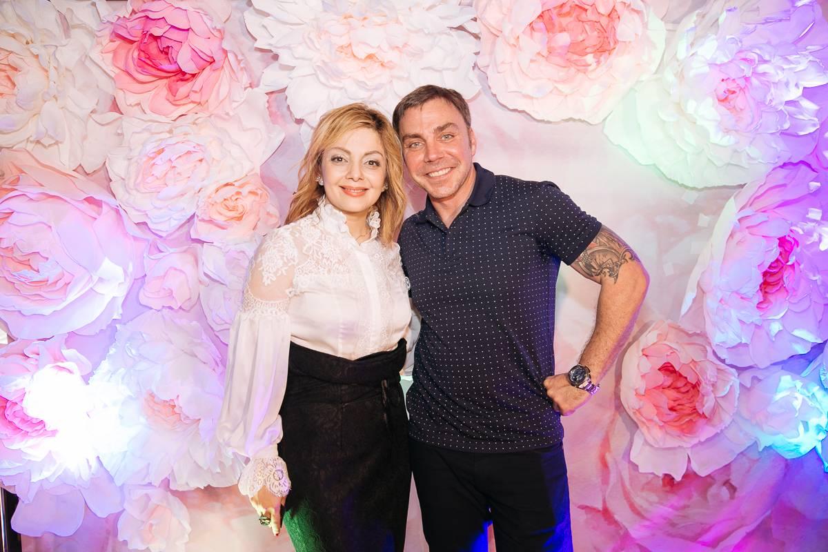Оксана Федорова провела первый Московский форум красоты и здоровья