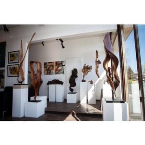 Встреча друзей с Михаилом Баланом. Открытие выставки уникальных скульптур