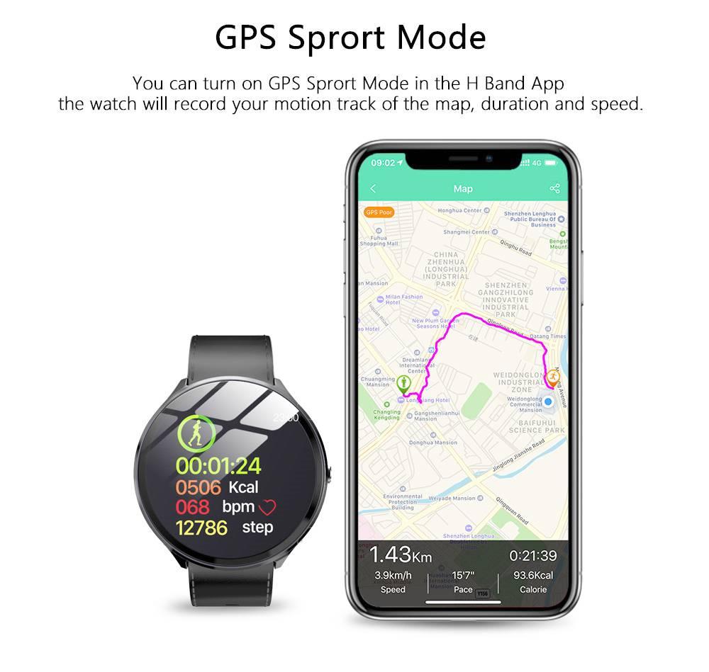 Невозможное возможно: smart-часы Kospet Gps Sport покоряют российский рынок